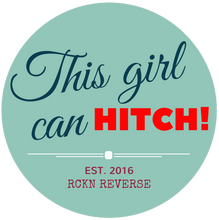 Load image into Gallery viewer, Backing Up A Trailer - RCKN Reverse Clinic - Hitch And Go Girl