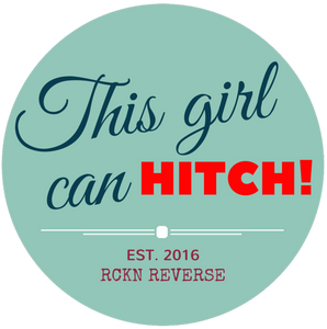 Backing Up A Trailer - RCKN Reverse Clinic - Hitch And Go Girl
