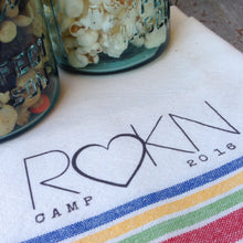 Load image into Gallery viewer, 2016 RCKN Camp Rally - Dish Towel