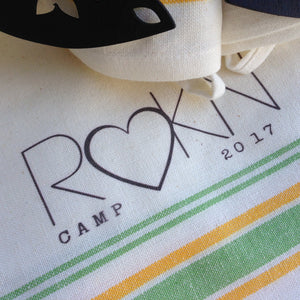2017 RCKN Camp Rally - Dish Towel