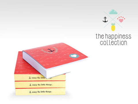 NP0003 happy anchors notepad