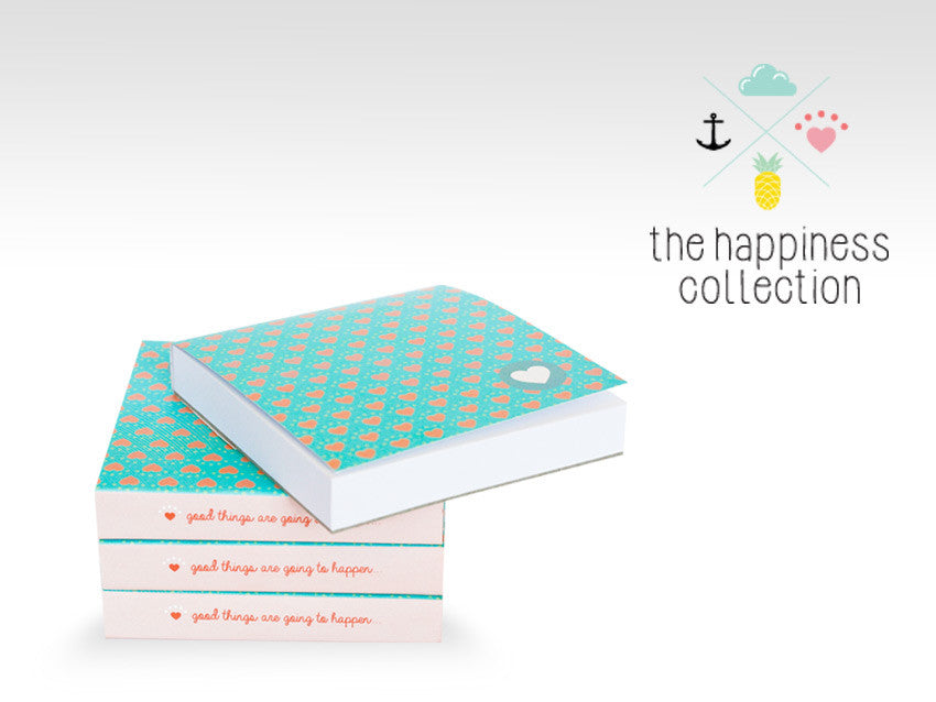 NP0004 happy hearts notepad