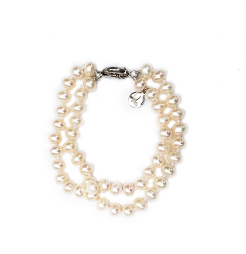 Fifth Avenue Pearl Bracelet