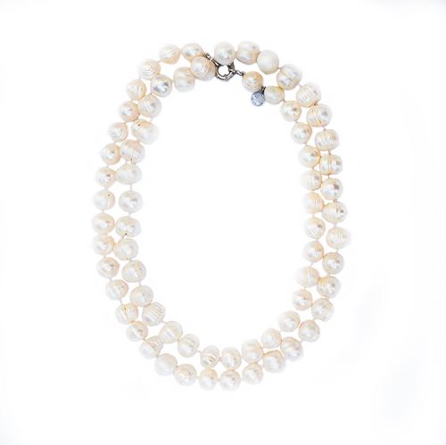 La Riviera Pearl Necklace