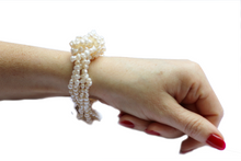 Load image into Gallery viewer, Tie the Knot Bracelet Natural