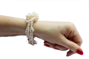 Tie the Knot Bracelet Natural