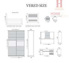 Load image into Gallery viewer, Vered Bedroom - Single