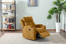 Load image into Gallery viewer, Recliner Chair with cup holder