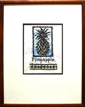 "Load image into Gallery viewer, ""Pineapple"" Hawaiiana Line - M. Goodwill"