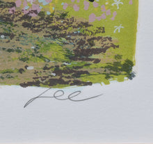 "Load image into Gallery viewer, ""In Full Bloom"" - William Lee      Signed Limited Editon Original Serigraph"