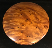 Load image into Gallery viewer, Burl Wood Box - Round