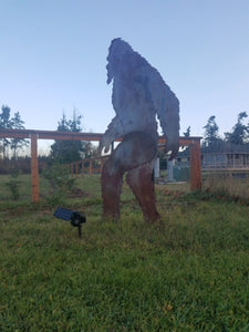 7 foot tall SASQUATCH!