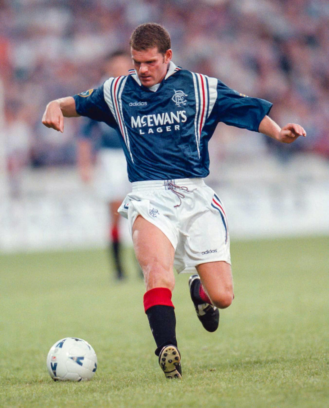 Video Message - Ian Durrant