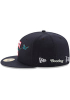 New Era X Donny Fitted Hat | Toledo Mud Hens