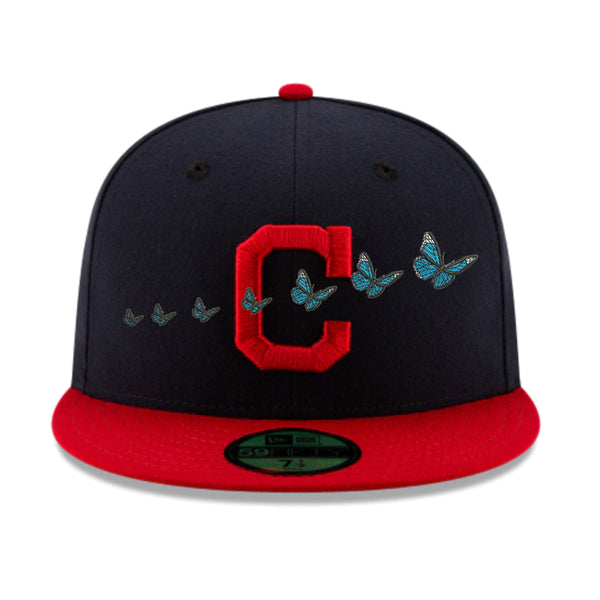 New Era X Donny Fitted Hat | Cleveland Indians