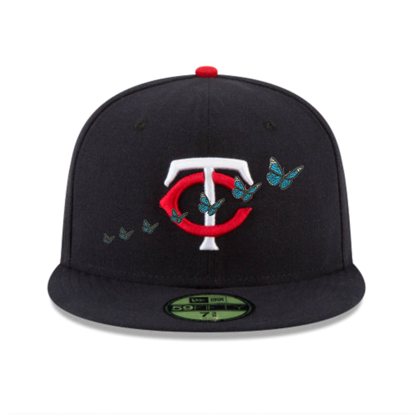 New Era X Donny Fitted Hat | Minnesota Twins