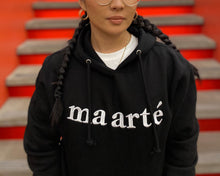 Load image into Gallery viewer, Ma Arté Heavyweight Hoodie