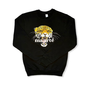 Leopard Crewneck Sweater