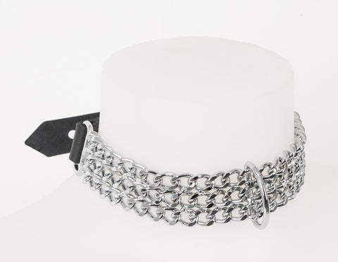Chain Linked Collar (4988629319818)