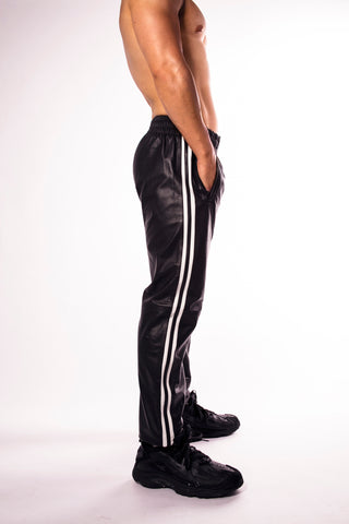 Leather Trackies (4827627094154)
