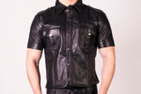 Slim Fit Police Shirt (4823705682058)
