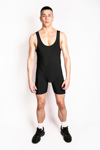 White Side Stripe Singlet (4823089774730)