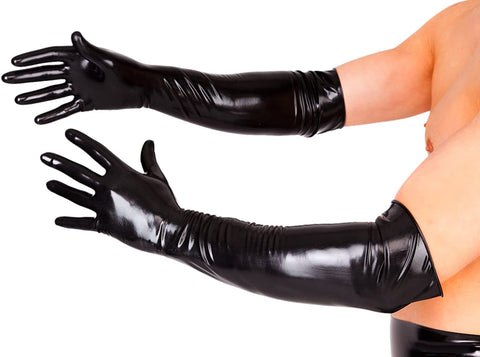 Rubber Elbow Gloves (4985935429770)
