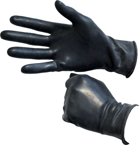 Rubber Wrist Gloves (4985915900042)