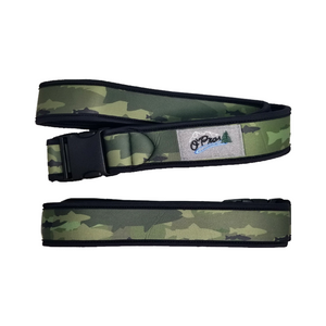Neoprene Wading Belt -Fish Camo  | O'Pros Fly Fishing