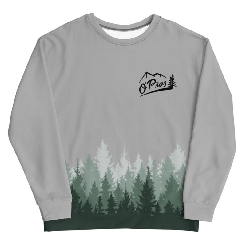 Treeline Fleece lined Sweatshirt