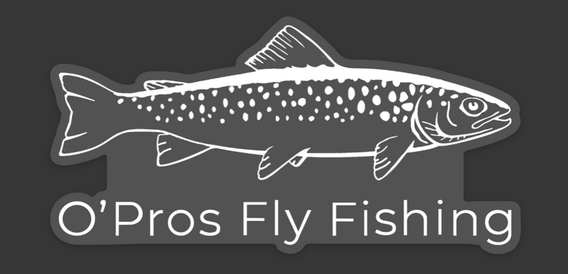 O'Pros Fish Decals