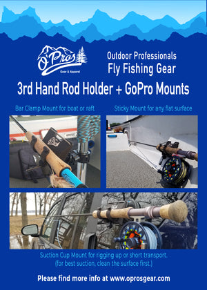 Rod Holder: Mounting accessories