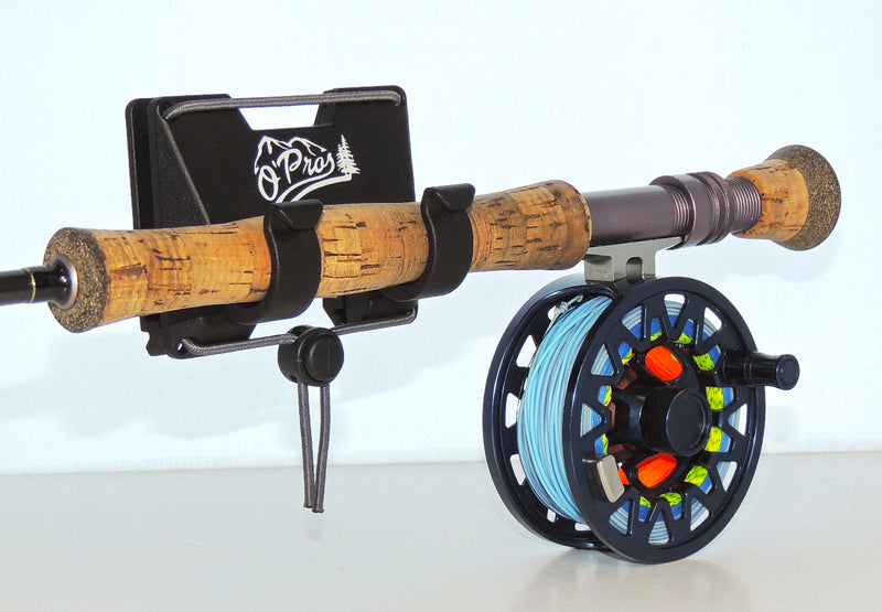 3rd Hand Rod Holder With Rod | O'Pros Fly Fishing