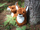 Katherine - Medium Red Fox - Fairgame Wildlife