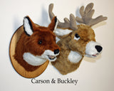 Carson - Medium Red Fox