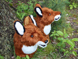 Carson - Medium Red Fox - Fairgame Wildlife