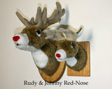 Johnny Red Nose - Tiny Deer