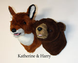 Katherine - Medium Red Fox