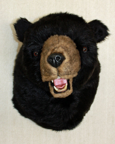 Stormy X-Large Black Bear - Fairgame Wildlife