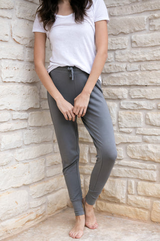 The Allie Jogger in Grey