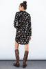 The Amy Shirt Dress in Botanical