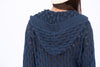 The Bernadette Sweater in Navy