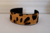 The Cuff Bracelet in Animal Print