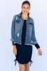 The Julia Denim Jacket