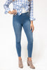 The Denim Skinny Medium Wash