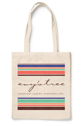 Evy's Tree Canvas Tote Bag