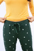 The Joggers in Antique Green