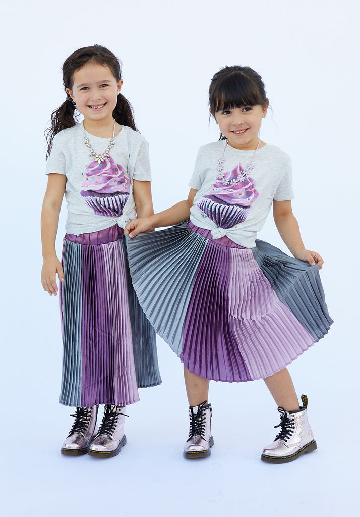 The Pleated Skirt Kids