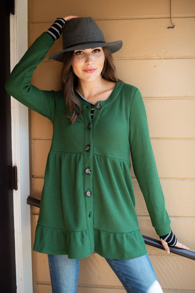 The Sarah in Forest Green