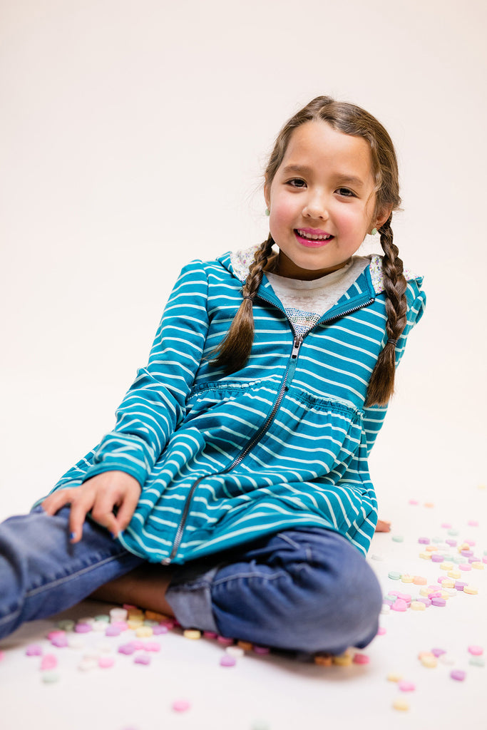 The Sophie in Celestial Stripe Kids